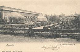 LEUVEN / BOTANISCHE TUIN / JARDIN BOTANIQUE  1903 - Leuven