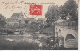 SALBRIS - Les Bords De La Sauldre ( Pêche à La Ligne ?? )