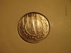 Tunisie: 50 Centimes 1916 (silver) - Tunisia