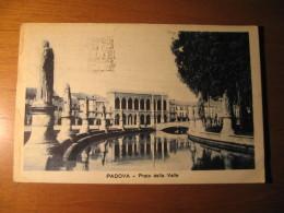 CARTOLINA FORMATO PICCOLO  -  PADOVA PRATO DELLA VALLE  - B  776 - Padova