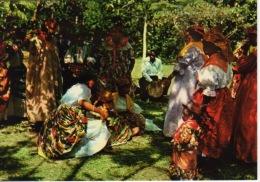 GUYANE FRANCAISE  - COSTUMES FOLKLORIQUES - Guyane