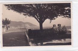 CARD PHOTO SAN GIUSEPPE DA DIANO MARINA VERSO GENOVA SCRITTA MANUALMENTE SUL RETRO 1934(IMPERIA)  -FP-VDB -2 -0882-26948 - Imperia