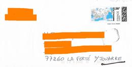 Montimbrenligne QR Code 0.58€ Branche Arbre En Fleurs
