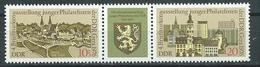DDR  1976  Mi 2153 - 2154   Briefmarkenausstellung
