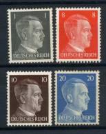 #17-02-05062 - Reich - 1941 - Sass. - - MNH - QUALITY:100% - Adolf Hitler,