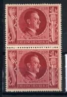 #17-02-05100 - Reich - 1943 - Sass. 847 - MNH - QUALITY:100% - Adolf Hitler