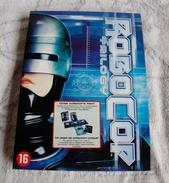 Dvd Zone 2 RoboCop La Trilogie Trilogy 3 DVD Pack Vf+Vostfr - Sciences-Fictions Et Fantaisie