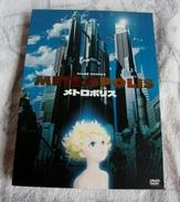 Dvd Zone 2 Metropolis (2001) 2 DVD Édition Spéciale Collector Vf+Vostfr - Manga