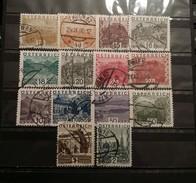 Austria, 1929, Mi: 498/11 Cancelled (o)