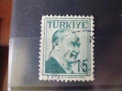 TURQUIE YVERT N°1395