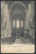 +++ CPA - LIGNY - Intérieur De L'Eglise   // - Sombreffe