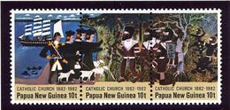 1982 - PAPUA NUOVA GUINEA-  Catg..Mi. 452/454 - NH - (I-SRA3207.46) - Papua Nuova Guinea