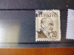 TURQUIE YVERT N°1397
