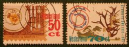 Tourisme NVPH 1322-1323 (Mi 1264-1265) 1985 Gestempeld / USED NEDERLAND / NIEDERLANDE