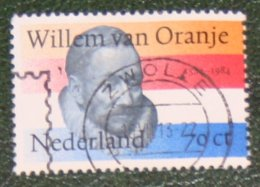 Willem Van Oranje NVPH 1312 (Mi 1256) 1984 Gestempeld / USED NEDERLAND / NIEDERLANDE