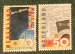 Europa Cept Zegels NVPH 1285-1286 (Mi 1232-1233) 1983 Gestempeld / USED NEDERLAND / NIEDERLANDE