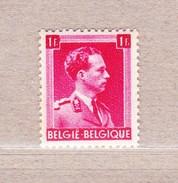 1940 Nr 528** Zonder Scharnier, Koning Leopold III.