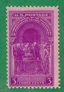 United States - 1939 - George Washington Taking Oath Of Office - Scott #854 - MNH