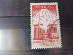 TURQUIE YVERT N°1414