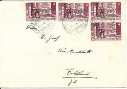 Switzerland Cover 14-7-1947