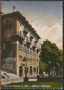 °°° 900 - PIEVE DI CADORE - ALBERGO BELVEDERE (BL) 1952 °°° - Italia