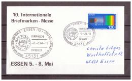 BRD, SoU SSt Essen - Europäische Entdecker - Max Planck 05.05.1994