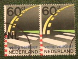 PAAR 50 Jaar Veilig Verkeer Nederland NVPH 1270 (Mi 1218 ); 1982 Gestempeld / USED NEDERLAND / NIEDERLANDE