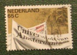 Universiteit Amsterdam NVPH 1260 (Mi 1198); 1982 Gestempeld / USED NEDERLAND / NIEDERLANDE