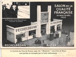 75 - Paris - Grand Palais - Albert Lebrun - Carte Illustrée - Museums