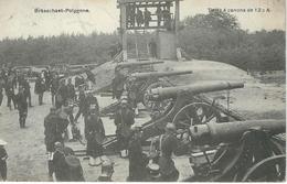 BRASSCHAAT - BRASSCHAET POLYGONE : Tir De 4 Canons De 12 C A - Cachet De La Poste 1913 - Brasschaat