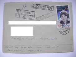 Soviet Union/USSR - R Letter From Orel To Czechoslovakia 1964 - Stamp First Woman In Space Valentina Tereshkova Mi 2784A