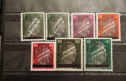 Austria, 1945, Mi: 668/73 (MNH)