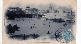 Alger. Place Du Gouvernement