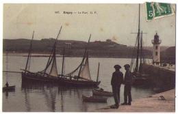 (22) 351, Erquy, GF 607, Le Port - Erquy