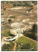 Saint Die Des Vosges (88) Vue Aerienne Du Parc Jean Mansuy Et De La Tour De La Liberte - Saint Die