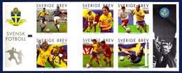 SWEDEN 2004. FOOTBALL. BOOKLET**