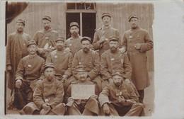 37 - TOURS  Soldats Du 32ème Régiment D'Infanterie Prisonniers En Allemagne à GARDELEGEN En Juillet 1915