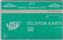 Türkei L&G 103A Bank - Türkei