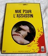 Dvd Zone 2 Nue Pour L'assassin (1975) Nude Per L'assassino Neo Publishing Vf+Vostfr - Horror