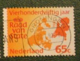 Raad Van State NVPH 1227 (Mi 1188) 1981 Gestempeld / USED NEDERLAND / NIEDERLANDE