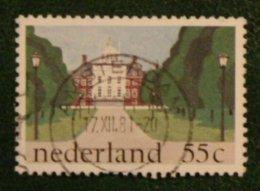Paleis Huis Den Bosch NVPH 1224 (Mi 1185); 1981 Gestempeld / USED NEDERLAND / NIEDERLANDE