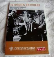 Dvd Zone 2 Intrigues En Orient (Background To Danger) Raoul Walsh 1943 Les Trésors Warner Vf+Vostfr - Klassiekers