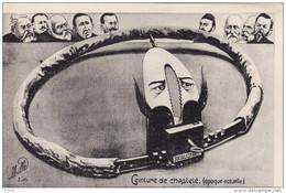 Mille - Ceinture De Chasteté (époque Actuelle) - Socialisme - Mille