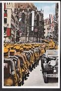 """Sammelbild Propaganda , """" Deutschland Erwacht """" Bild 222 , Vorbeimarsch Der SA Reichsparteitag 1933 , Farbig"""