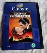 Dvd Zone 2 Autant En Emporte Le Vent (1939) Warner Gold Collection Classic Gone With The Wind Vf+Vostfr - Klassiekers