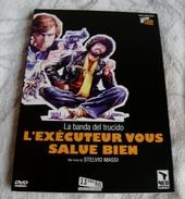 Dvd Zone 2 L'Exécuteur Vous Salue Bien Collection Italie à Main Armée Neo Publishing Vf+Vostfr - Policiers