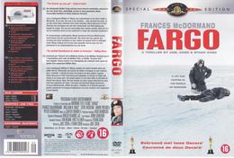 Dvd Zone 2 Fargo (1996) Édition Spéciale MGM Vf+Vostfr - Policiers