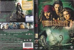 Dvd Zone 2 Pirates Des Caraïbes, Le Secret Du Coffre Maudit (2006) Pirates Of The Caribbean: Dead Man's Chest Vf+Vostfr - Sciences-Fictions Et Fantaisie