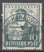 GERMANY      SCOTT NO. 662      USED      YEAR  1949