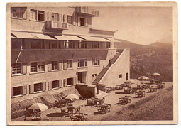 CP - Hotel Du Markstein - Htes Vosges - La Terrasse - 18.06.1932 - France